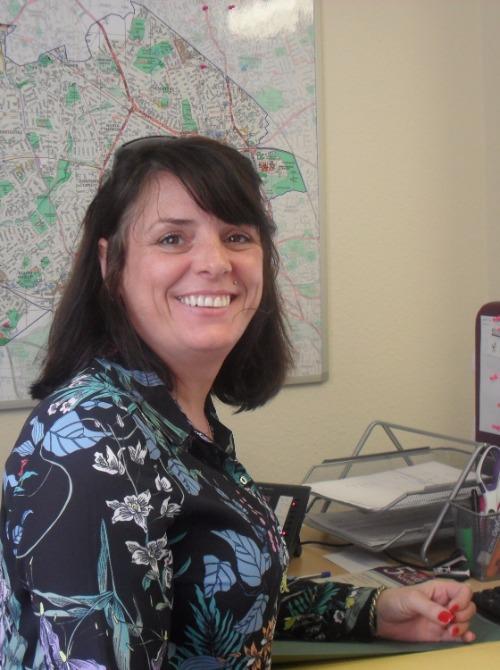 Misti Toms Caregiver Care Coordinator