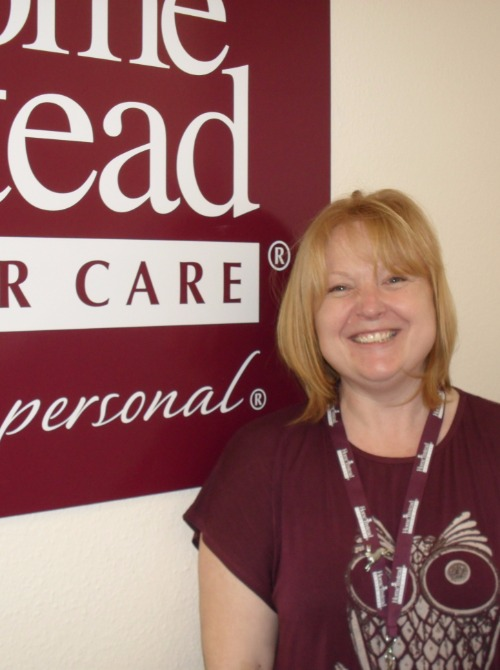 Emma Mills Client Care Coordinator.