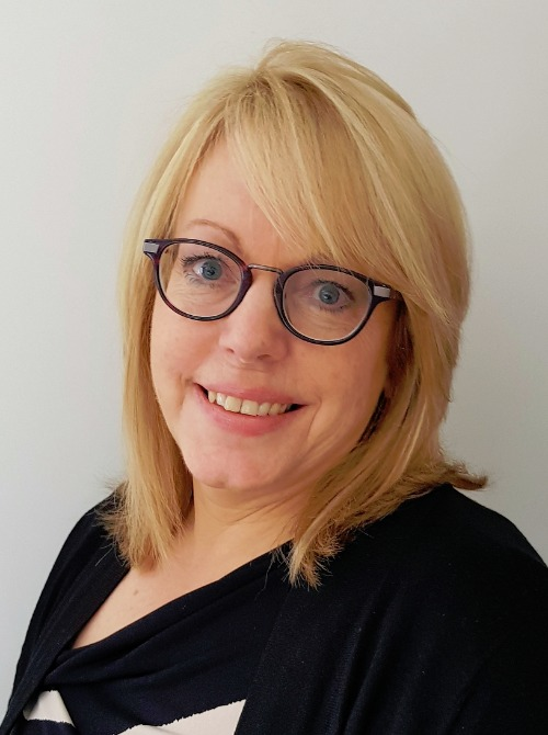 photo of training manager Debra