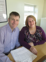 Owners - Dawn and Russell Sime
