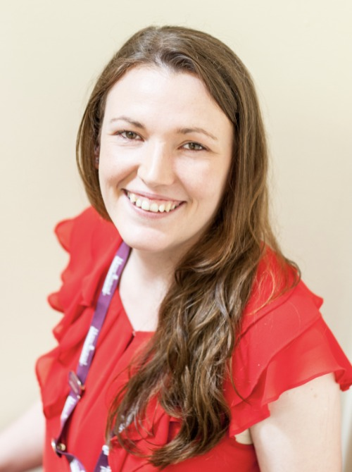 Operations Manager Louise Downing
