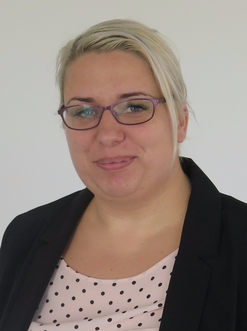 Operations Manager Vikki Beckwith