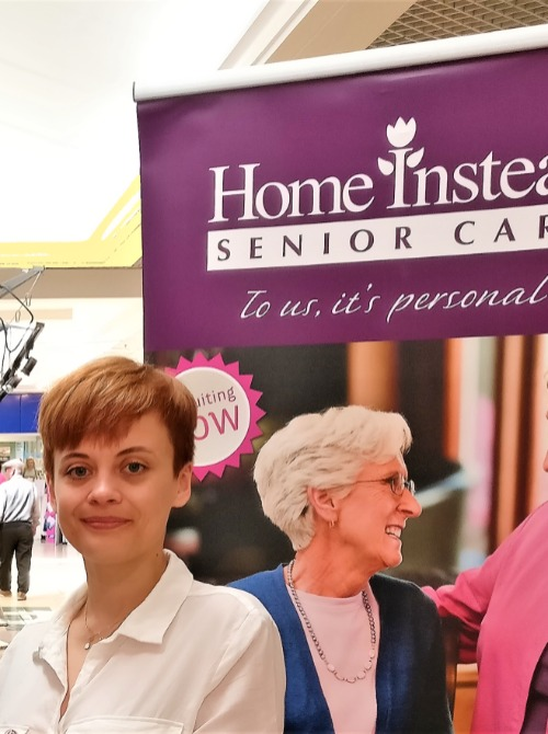 Engaging seniors to socialise and have fun