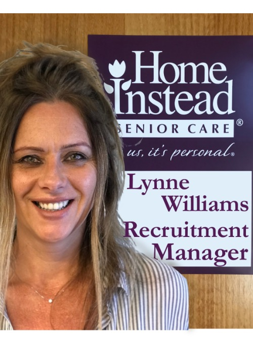 Recruitment, Lynne Williams