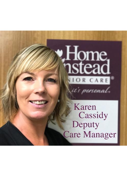 Deputy Care Manager, Karen Cassidy