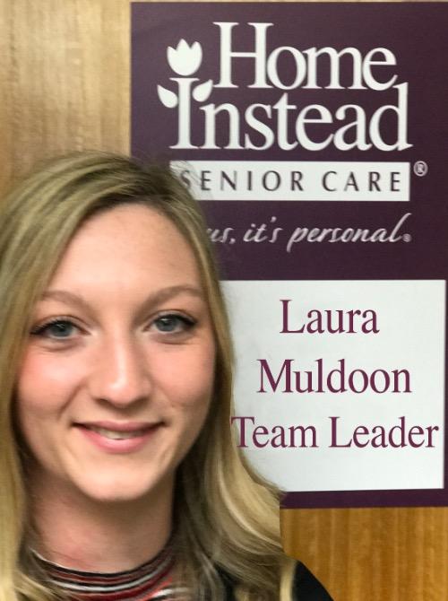 Team Leader, Laura Muldoon