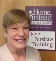 Trainer, Jane Forshaw