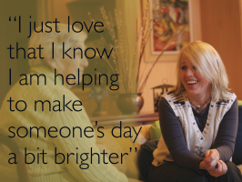 CAREGivers helping to make the day brighter