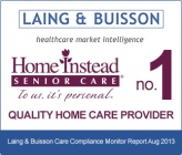 Laing and Buisson Logo