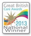 Great British Care Awards logo