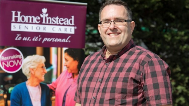 Inspiring Simon overcomes redundancy to be in the running for top care award