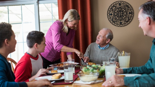 Ten ways to cope with dementia as a family
