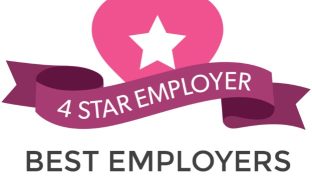 Best Employers in Care 4 Star Award 2018