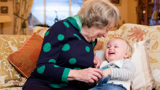 How To Connect With The Grandchildren