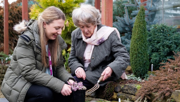 Communicating With People Living With Dementia