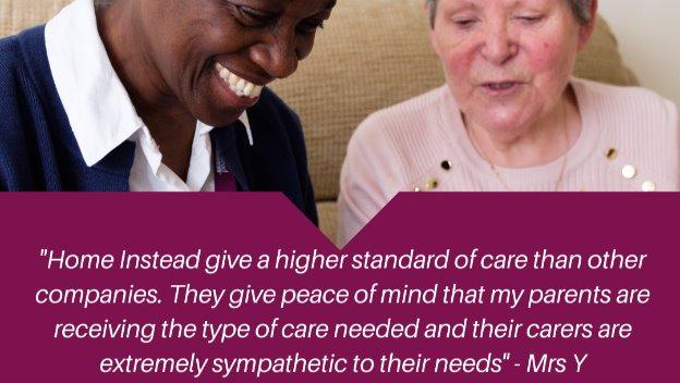 Home Instead Senior Care Peterborough's Mission