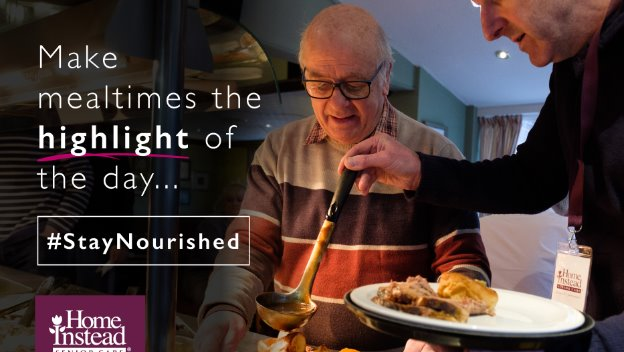 Stay Nourished Campaign Across the UK with Home Instead