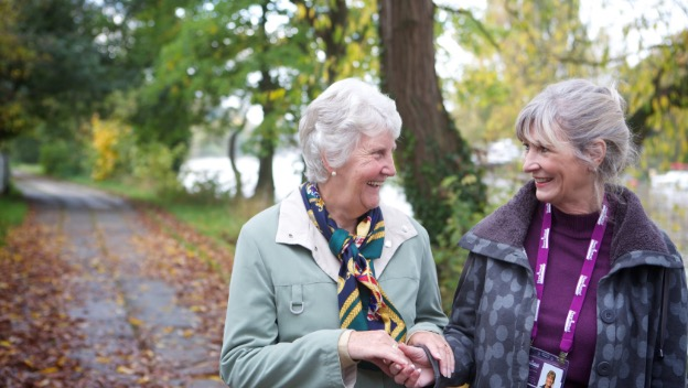 World Alzheimer's Month – Home Instead Peterborough's showing its support