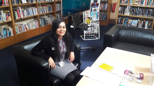 Dementia information session at Cubitt Town Library