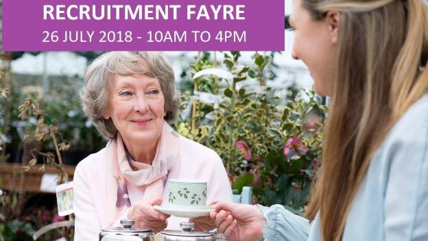 July Recruitment Fayre