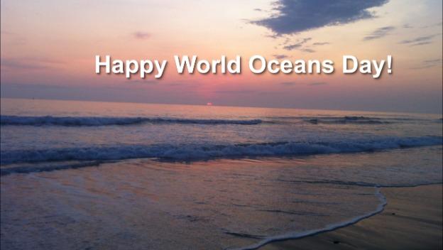 World Oceans Day - 8th June 2018