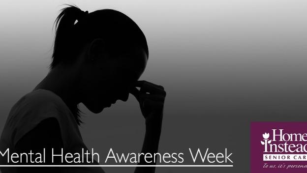 Mental Health Awareness Week - 14 MAY 2018