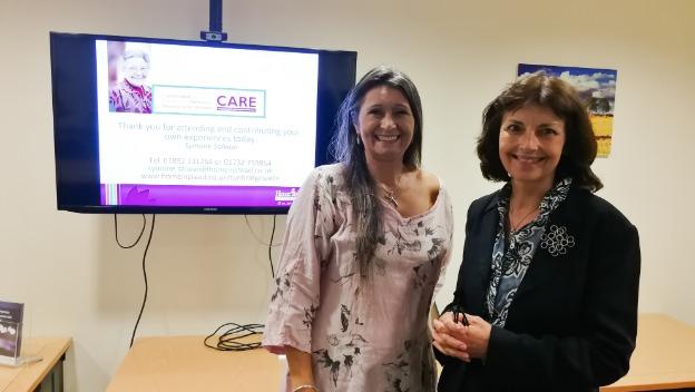 FREE CARE Dementia Workshop a success
