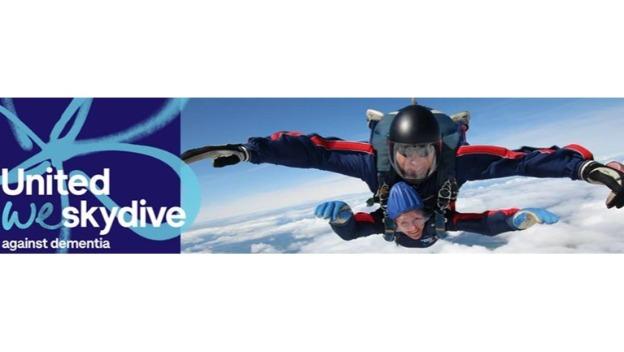 Home Instead Reading\'s Skydive for Alzheimer\'s