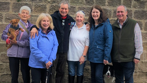 Caring Company Takes Steps to Support Local Charity
