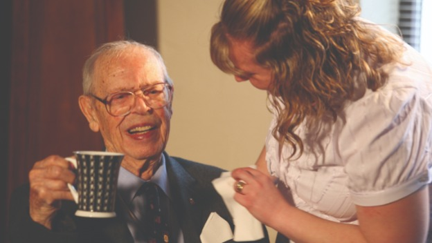 Listeners tune in to find out how rewarding the role of CAREGiver can be.