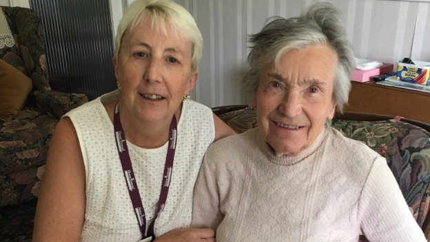 Listeners Tune in to Listen to a Day in the Life of a Caregiver