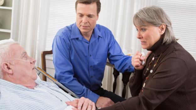 How to Avoid Hospitalisation of The Elderly