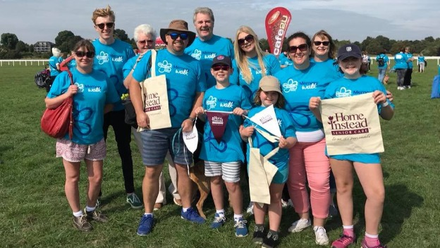 Home Instead Complete York Memory Walk