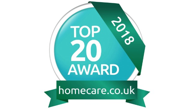We\'re Top 20 in North West England!