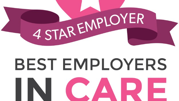 We\'re a 4 Star Employer