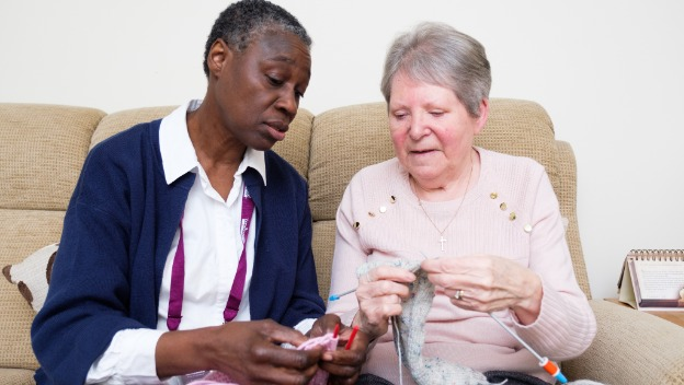 Activities for those Living with Dementia