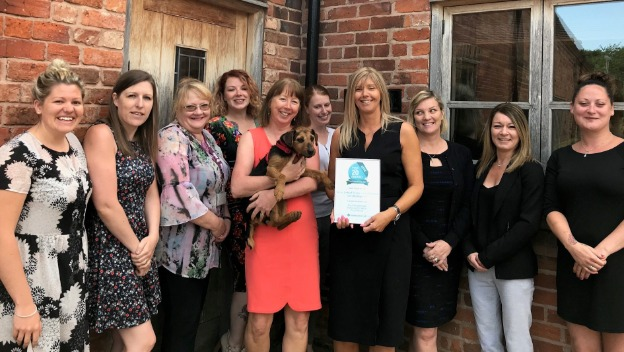 Local Home Care Company Wins Top Recommendation Award
