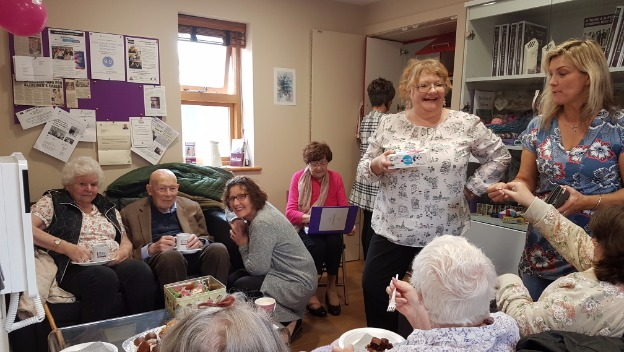 Coffee and Cakes in Aid of Cancer Research UK