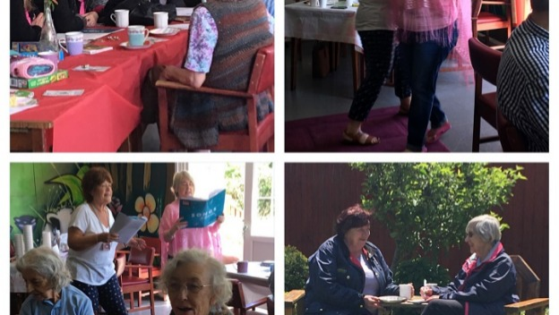 Home Instead Welwyn & Hatfield are Singing for Dementia!