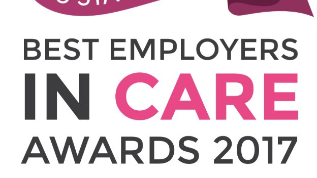 Best Employers in Care - 2nd Year Running