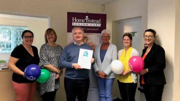 Homecare.co.uk Top Ten Award winners Rotherham