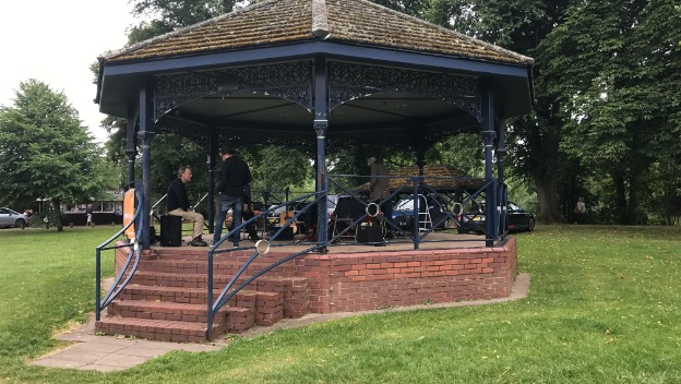 Music in the Park, Stourport on Severn