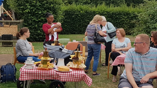 Home Instead North Oxfordshire Celebrate Afternoon Tea Week