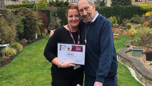 CAREGivers Rewarded for Exceptional Service