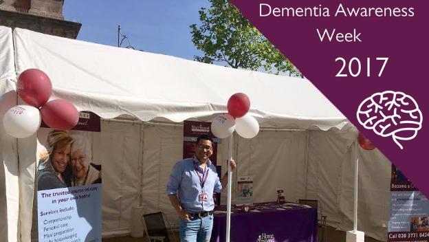 Dementia Awareness Campaign 2017