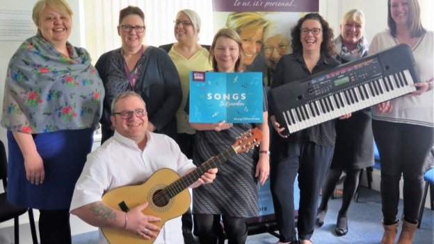 Norwich Home Care Company is Singing for Dementia