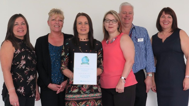 Norwich carers receive award winning feedback from clients