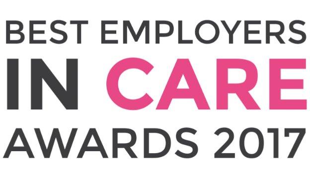 Best Employer in Care Award