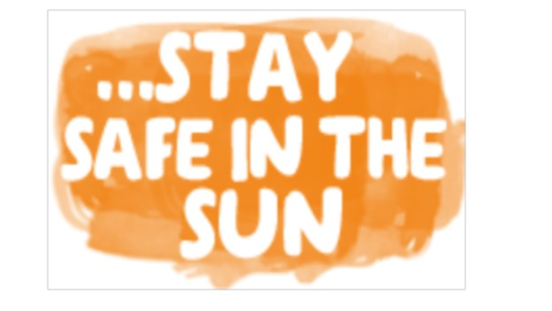Tips on staying safe in the beautiful sunshine!