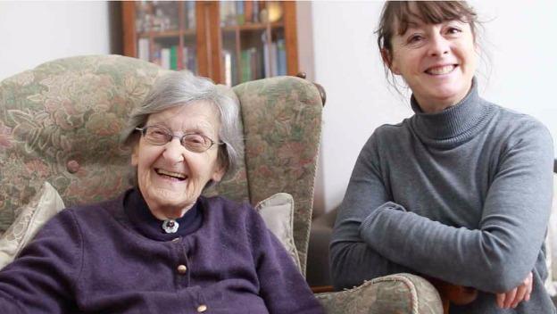 Grace Jones talks about Home Instead Senior Care Wandsworth